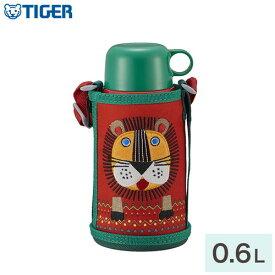 【タイガー】 TIGERステンレスボトル(0.6L) サハラ コロボックル ライオン MBR-C06GRN 【4904710429198】