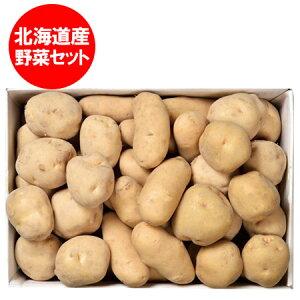 野菜セット 送料無料 北海道産 男爵いも・きたあかり・メークイン 野菜 セット 計9kg 価格 3580 円 送料無料 野菜