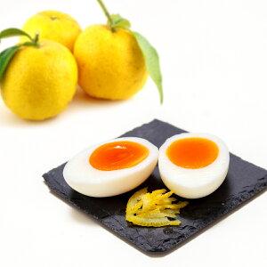 北のうまたま 柚子しお 24個入りセット 煮卵 半熟 味玉 北海道 ゆず 塩 ゆでたまご 柚子 鶏卵 卵 送料無料 ギフト