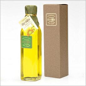 16万個の種から1瓶★国産 ひまわり油 「北の耀き」 ギフト用(化粧箱入) 275g