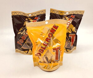 トブラローネ「タイニー・ミルク」と「タイニー・ダーク」の3個セット【TOBLERONE、三角チョコレート、スイスのチョコレート、送料無料、輸入チョコレート】