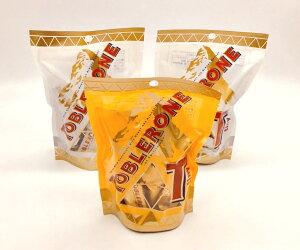 トブラローネ 「タイニー・ミルク」と「タイニー・ホワイト」の3個セット【TOBLERONE、三角チョコレート、スイスのチョコレート、送料無料、輸入チョコレート、ホワイトチョコレート】