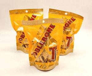 トブラローネ 「タイニー・ミルク」の3個セット【TOBLERONE、三角チョコレート、スイスのチョコレート、送料無料、輸入チョコレート】
