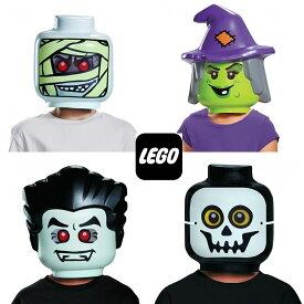 レゴ マスク ミイラ 魔女 吸血鬼 がいこつ スケルトン アンデッド パーティー各種イベントに