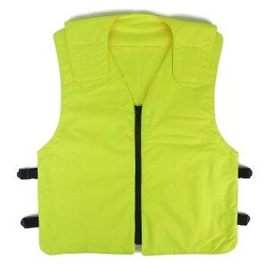 冷却ベスト クールベスト サイズ選びで困らない 猛暑対策 男女兼用 ファンベスト ファンジャケット 空調作業服のインナーに猛暑 酷暑 熱中症対策 保冷材8個付き アウトドアスポーツ ダイエ