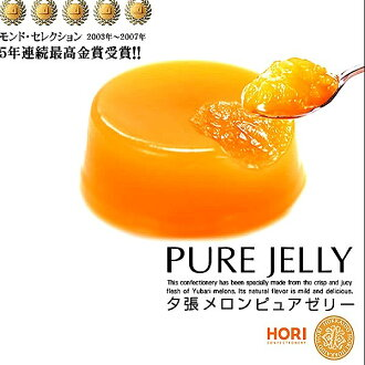 Yubari melon pure jelly fs3gm