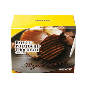 Lloyd's potato chip chocolate ROYCE