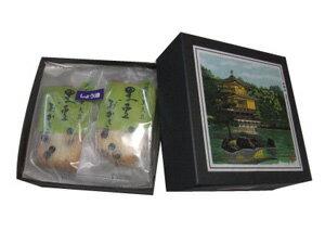 ◆井堂雅夫シリーズ黒豆おかきしょうゆ味小箱入
