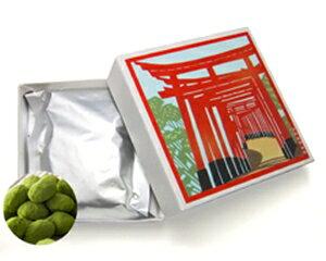 京・丹波ぶどう黒豆【抹茶黒豆しぼり】小箱入