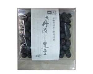 【乾物】京丹波ぶどう黒豆100g *手選別*