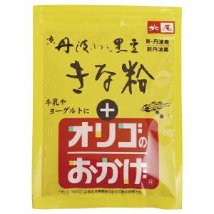 京・丹波ぶどう黒豆きな粉+オリゴのおかげ