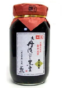 京・丹波ぶどう黒豆 大瓶