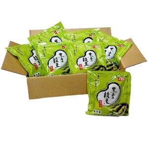 冷凍塩ゆで黒豆枝豆【台湾産】15袋入