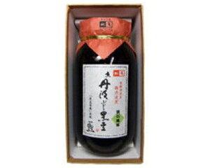 大瓶1本入京・丹波ぶどう黒豆【楽ギフ_包装】