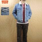 【Levi'sリーバイス】メンズ14.07ozデニムシェルパトラッカージャケット36032-0001