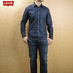 【Levi'sリーバイス】メンズデニムウエスタンシャツ65816-0115