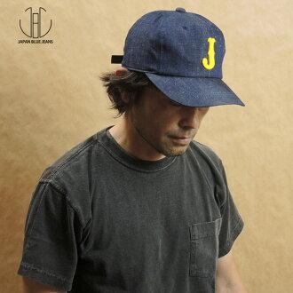 日本日本蓝色牛仔裤蓝色牛仔裤 10 盎司经典牛仔帽 JB-帽子-01-J