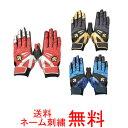 【ネーム刺繍無料】●デサント(DECENTE) 一般用バッティング手袋 両手用 C-366LR【送料無料/野球用品】