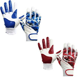 【ネーム刺繍無料】★カッターズ(CUTTERS) バッティング手袋 パワーコントロール3.0 両手用 B442【グローブ/送料無料】