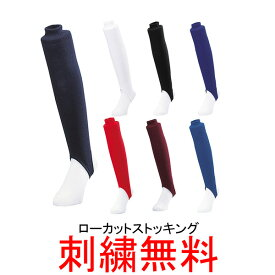 【ネーム刺繍無料】★SSK(エスエスケイ) ローカットストッキング YA240