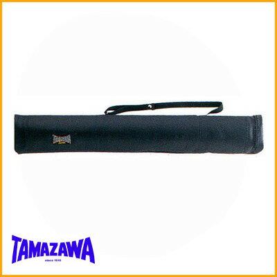 タマザワ(玉澤) バットケース 2本入 BC-L2 ブラック 【送料無料/野球用品】