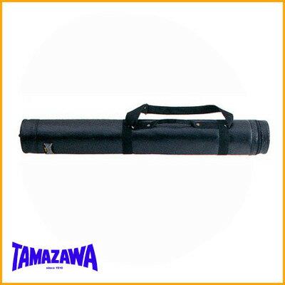 ★タマザワ(玉澤) ノック用バットケース(3本入) BC-NK3 ブラック【送料無料/野球用品】