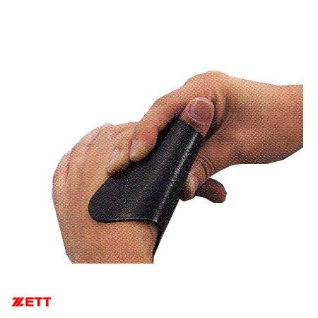 ZETT(ゼット) 親指用プロテクター サムフィックス BGX160【メール便対応/野球用品/突き指防止/けが防止/防具/キャッチャー/捕手】