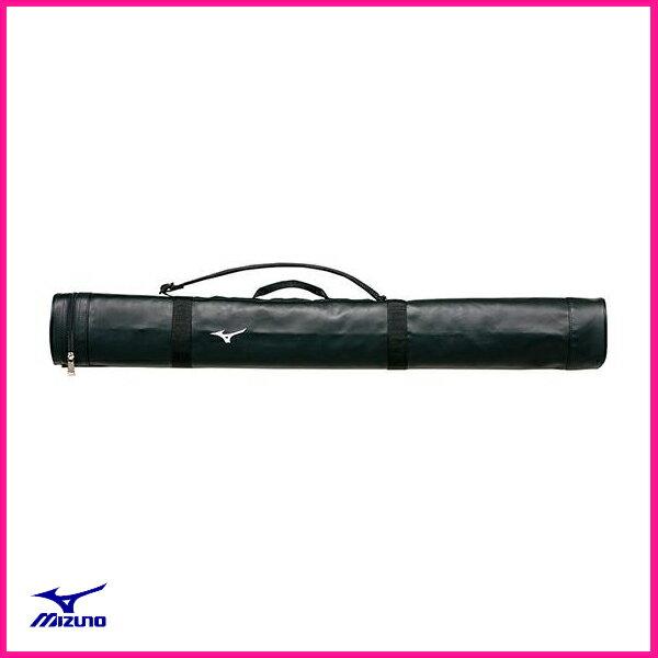 【ネーム刺繍可能】【A】ミズノ(mizuno) バットケース(2本入れ) サイズ:L92×W7×H11cm 1FJT404009【送料無料/野球用品】