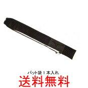 【ネーム刺繍入り】ミズノ(mizuno)バットケース(1本入れ)肩掛け式1GJX4323【送料無料】