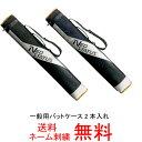 【ネーム刺繍無料】ZETT(ゼット) 一般用バットケース(2本入れ) BCN291【送料無料/野球用品】