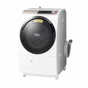 【新品】激安大特価!日立BDT6001LN ヤマダ電機オリジナルモデル ドラム式洗濯乾燥機(洗濯10.0kg/乾燥6.0kg・左開き)「ヒートリサイクル 風アイロン ビッグドラム」シャンパン 参考価格:267,800円 (2017年11月販売 )
