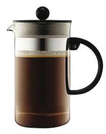 bodum/ボダム ビストロヌーボーフレンチプレスコーヒーメーカー1.0リットル(1578-01J)( キッチンブランチ )