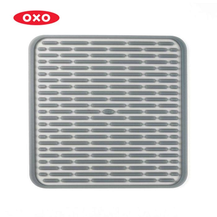 シリコンドライマット スクエア オクソー OXO ( 1372000 ) 《 オクソ OXO 水切マット 》