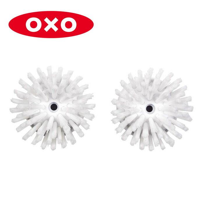 ワンプッシュパームブラシ リフィル( 12154600 ) OXO 《 オクソー 交換ヘッド 》