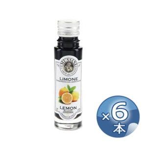 ムッジーニ フルーツバルサミコ <レモン> 100ml×6本 《food》 【 ビネガー バルサミコ酢 Mussini Balsamico Condimento al Limone 】 【 ※ご注文後のキャンセル・返品・交換不可。 】