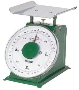 【5/1限定!11%オフクーポン配布中】ヤマト 上皿自動はかり「中型」並皿付<SM-2>2kg( キッチンブランチ )