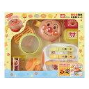 レック アンパンマン 離乳食調理 & 食器 セット ( 管理栄養士監修 レシピ集付き ) 離乳食 食器 ベビー 赤ちゃん