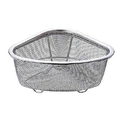 工房アイザワ ながしこもの 織網ミニミニ三角コーナー 受け付 (70020)( キッチンブランチ )