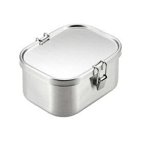 工房アイザワ UTILE serve-pot 角容器深型 止金付き M (6302)( キッチンブランチ )