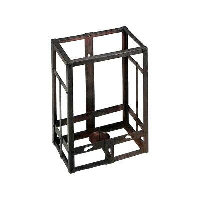 工房アイザワ 燭台 瓢箪スカシ文角掛燭 (70058)( キッチンブランチ )