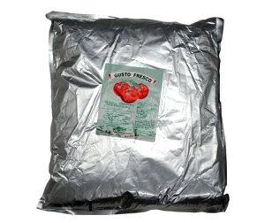 クラッシュトマト 5kg 【 ※ご注文後のキャンセル・返品・交換不可。 】 パウチ