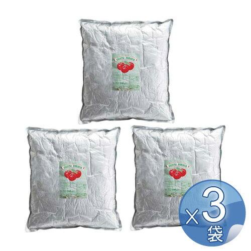 【箱入りセットでお買い得】COPPOLA/コッポラ社 クラッシュトマト 5kg パウチ <3袋セット>( キッチンブランチ )