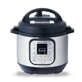 【10月30日まで店内全品ポイント10倍!】Instant Pot Duo インスタントポット デュオミニ3.0L ISP1001 電気圧力鍋
