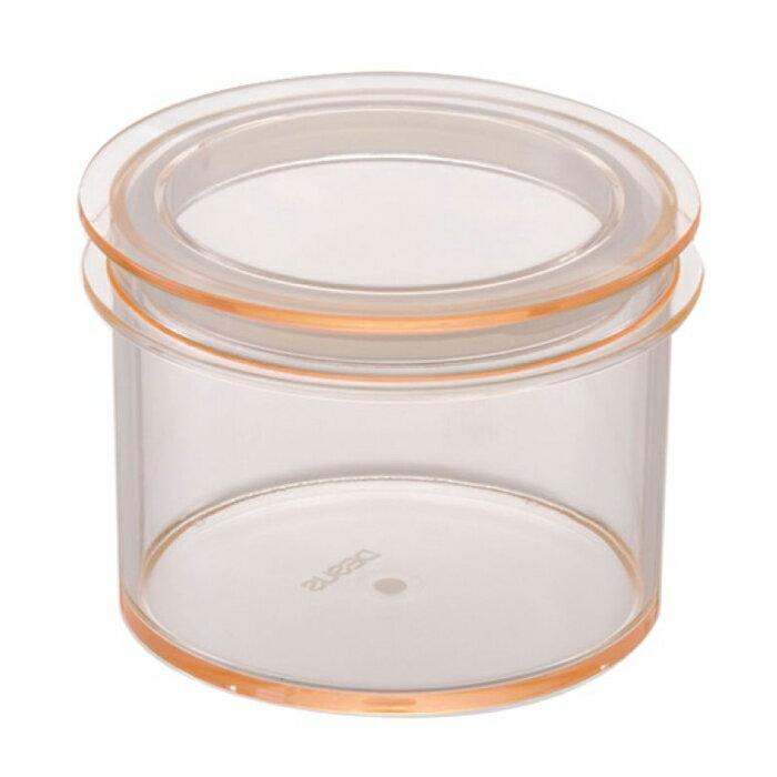 DESUS / デサス テンガ / TENGA 保存容器 ラウンド470ml (PR-2)<オレンジ>( キッチンブランチ )