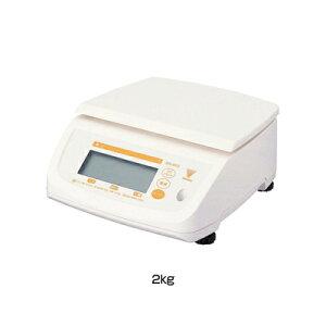 寺岡 防水型デジタル上皿はかり テンポ (DS-500N) 2kg <2kg>( キッチンブランチ )