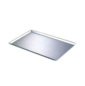 ショックフリーザー天板(硬質アルミ)(アルミ 冷凍トレー) 604(580)×404(380)×H20mm( キッチンブランチ )
