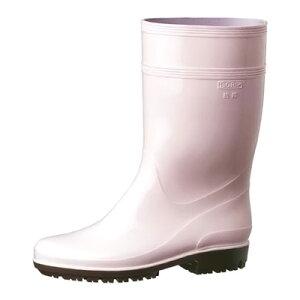 ミドリ安全ハイグリップ長靴HG2000N 22.5cm <ピンク>( キッチンブランチ )