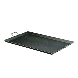 バーベキュー鉄板 CP-68 680×440×H50mm( キッチンブランチ )