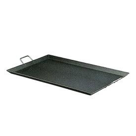 バーベキュー鉄板 CP-44 440×440×H50mm( キッチンブランチ )