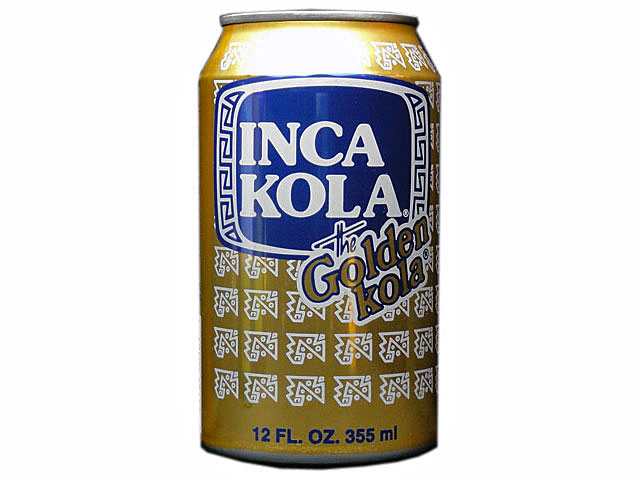 インカコーラ【輸入食品】